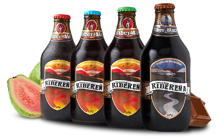 Cerveza Artesanal Riber Sabores